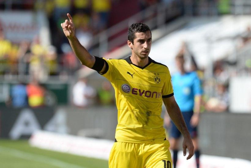 ABSURD! Dortmundi staarpallur ei pruugi Zenjovi vastu mängida, sest aserid ei anna talle viisat