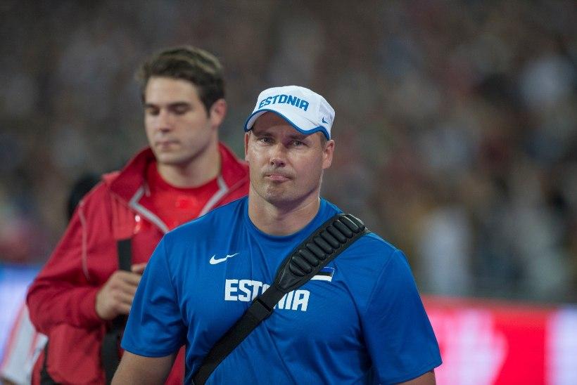 NII SEE JUHTUS | Kergejõustiku MMi 8. päev: VALUS! Kanter jäi neljandaks! Eaton püstitas maailmarekordi, Uibo kümnes!