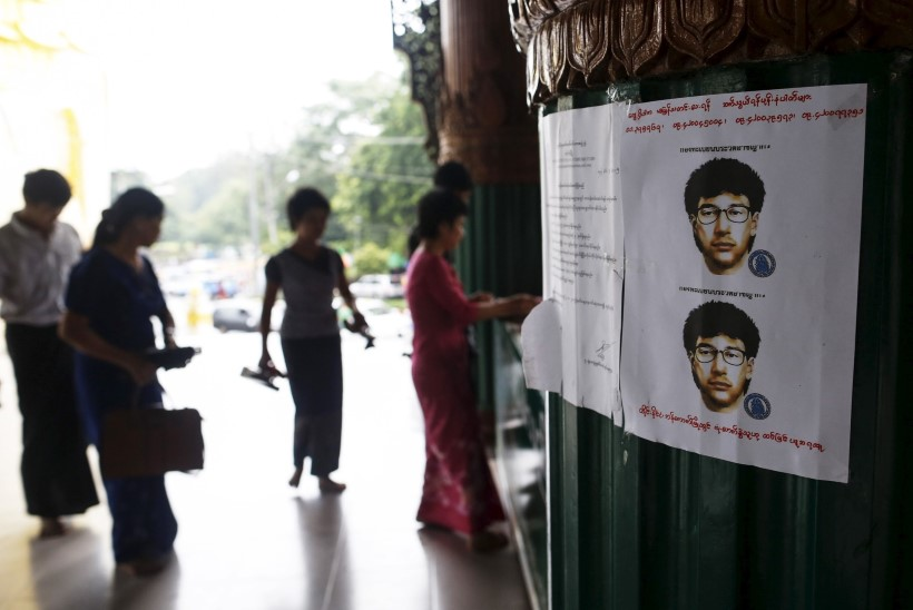 Tai politsei vahistas Bangkoki pommiplahvatuses kahtlustatava türklase