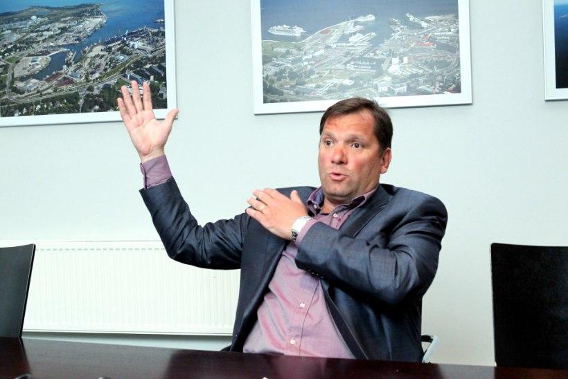 Kes oli Tallinna sadama altkäemaksuskeemide autor? Parvlaevahanke puhul kahtlustatakse altkäemaksu võtmises ainult Allan Kiili