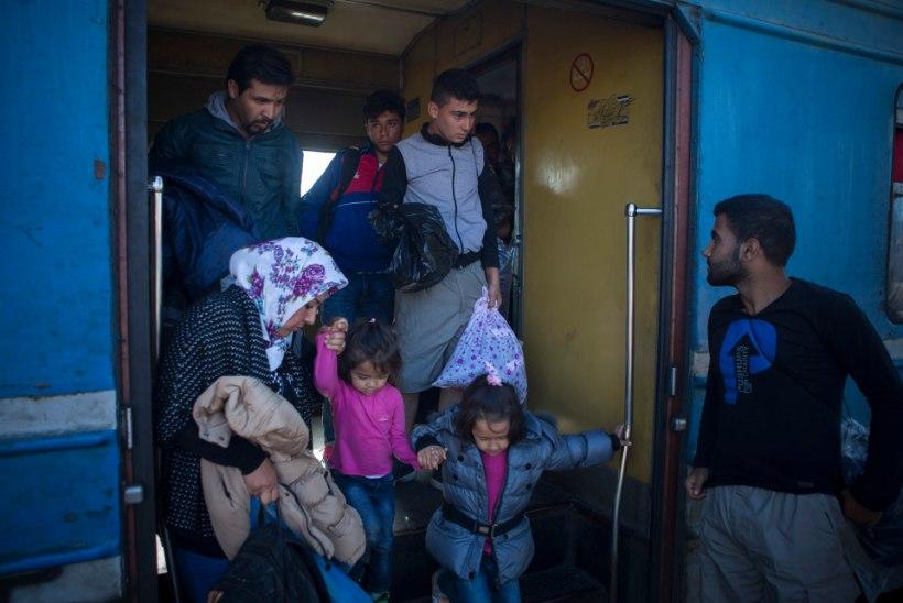 Kas jutt, et pagulased paigutatakse Võrumaal asuvasse vanasse lahingukooli majja, on vaid kõlakas?