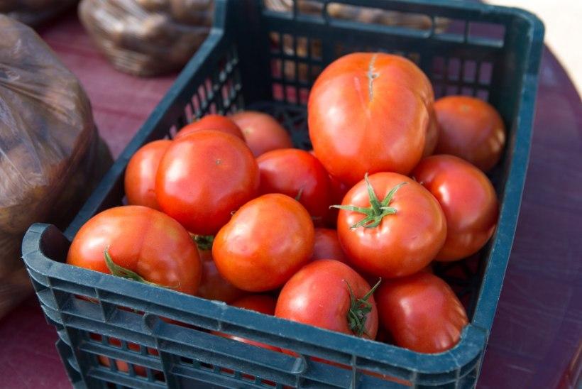 Tomat võib soodustada podagrat