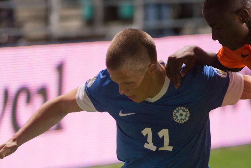 HÜVASTI, LEGIA! Ojamaa lõpetas Poola klubiga poolte kokkuleppel lepingu