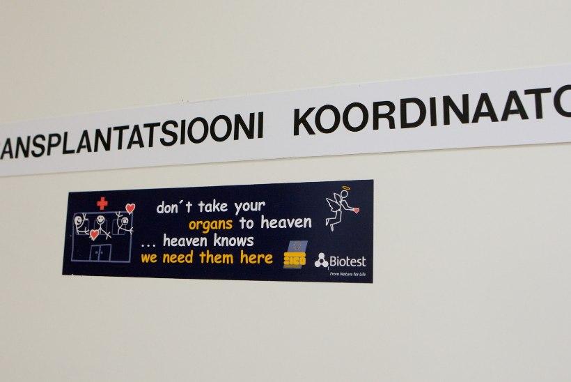 Soomes on kõik kodanikud automaatselt elundidoonorid