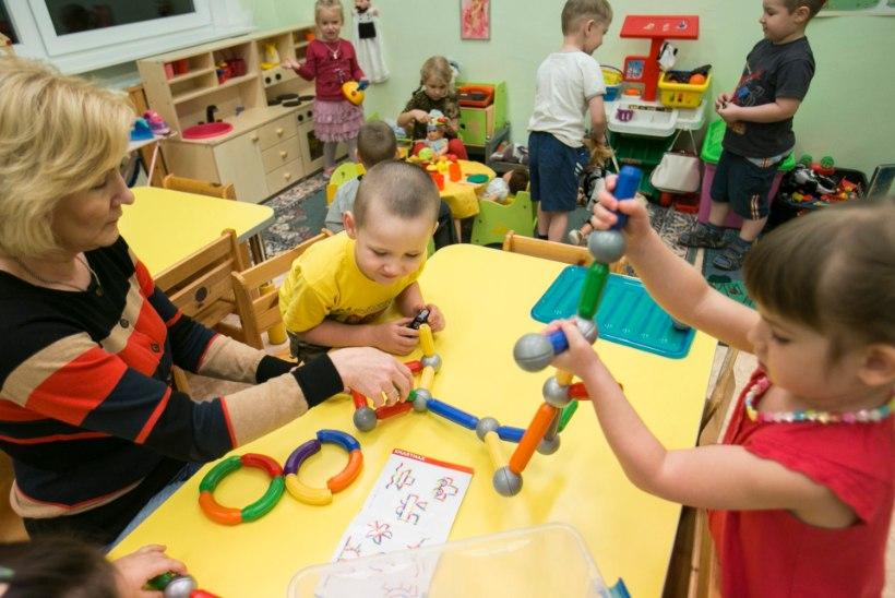 Muudatused lasteaiarühmades: senise kahe õpetaja asemel hoopis kaks abikasvatajat?