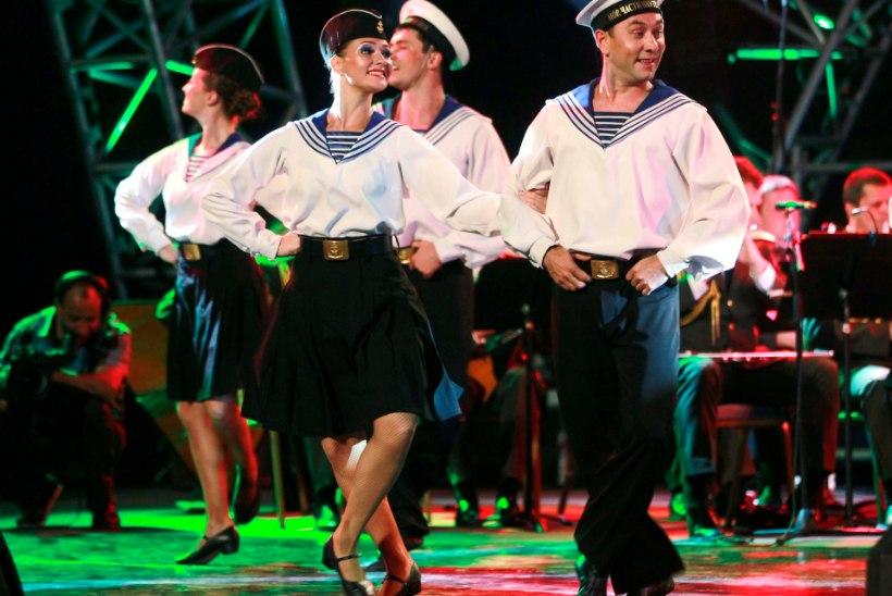 Punaarmee ansambel tuleb Eestisse Venemaa vastu austust kasvatama
