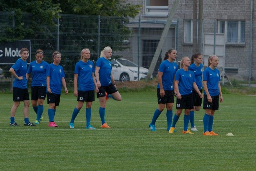 JÄRELVAADATAV | Eesti naiskond jäi Balti turniiril kaotuseta, kuid karikaga said triumfeerida leedulannad