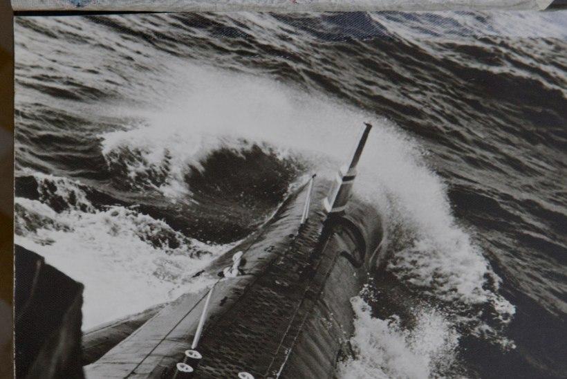 Vene allveelaev käis Hispaanias
