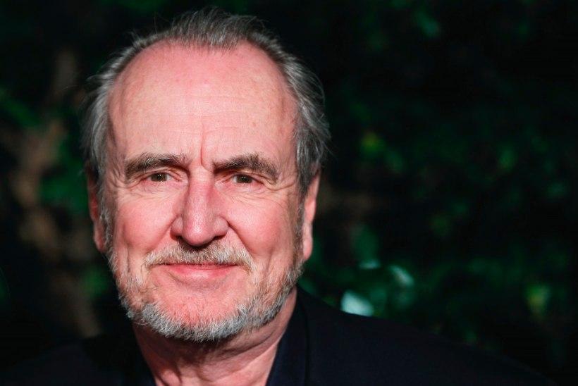 Vähk murdis õuduste maestro Wes Craveni