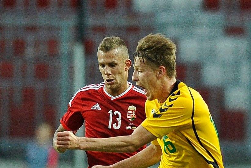 Eestiga kohtuvast Leedu jalgpallikoondisest leiab mehi nimekatest klubidest