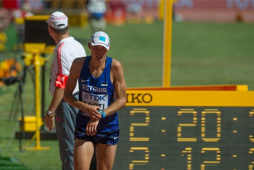 Üllatus! MMil suurepäraselt jooksnud Roman Fosti teenis ikkagi olümpiapileti!