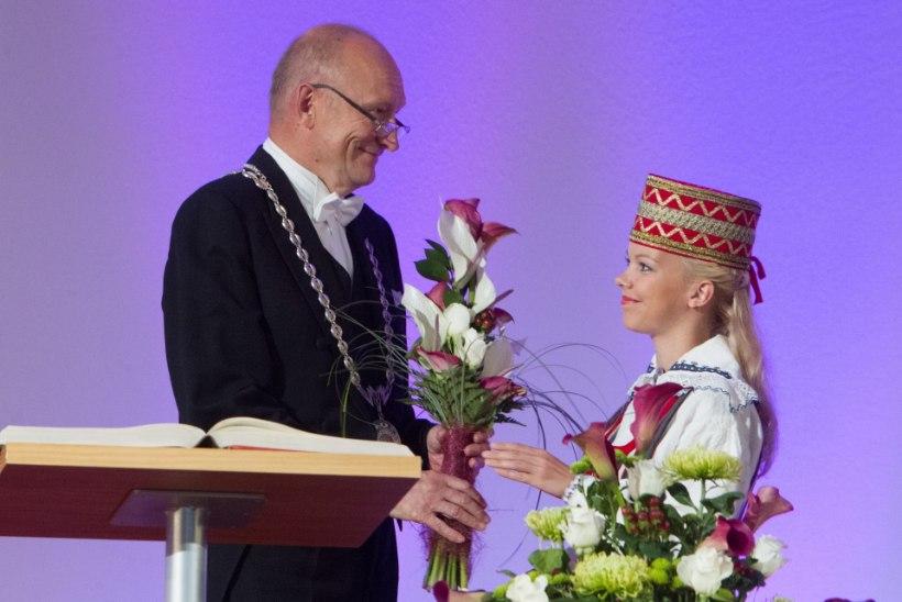 TTÜ uus rektor Aaviksoo sai ihaldatud ametiraha kaela