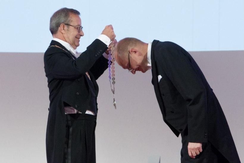 GALERII | TTÜ uus rektor Jaak Aaviksoo pühitseti ametisse