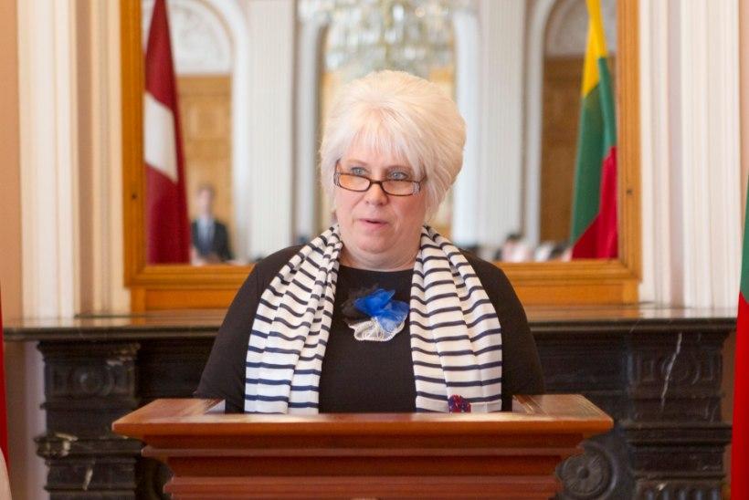 Välisminister Marina Kaljurand: välisriigid teavad, et Ojuland ei esita Eesti ametlikke seisukohti