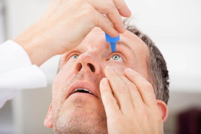 Vähiravifond toetab üliharuldase silmavähiga meest, kelle haigekassa hätta jättis