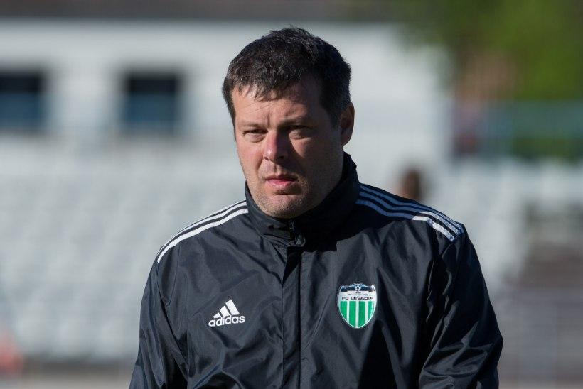 Marko Kristal: palju momente ei olnud, aga suutsime ühe värava ära lüüa