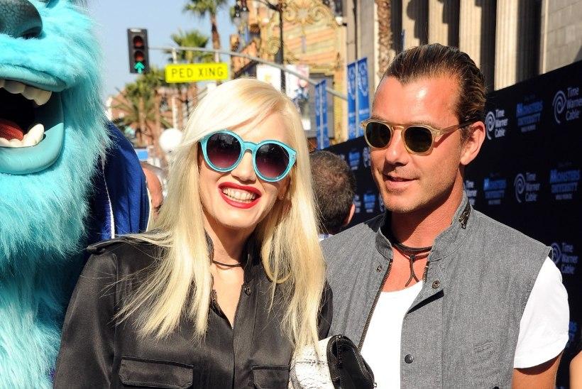 KÕIK LÄBI: Gwen Stefani abielu purustas mehe truudusetus?