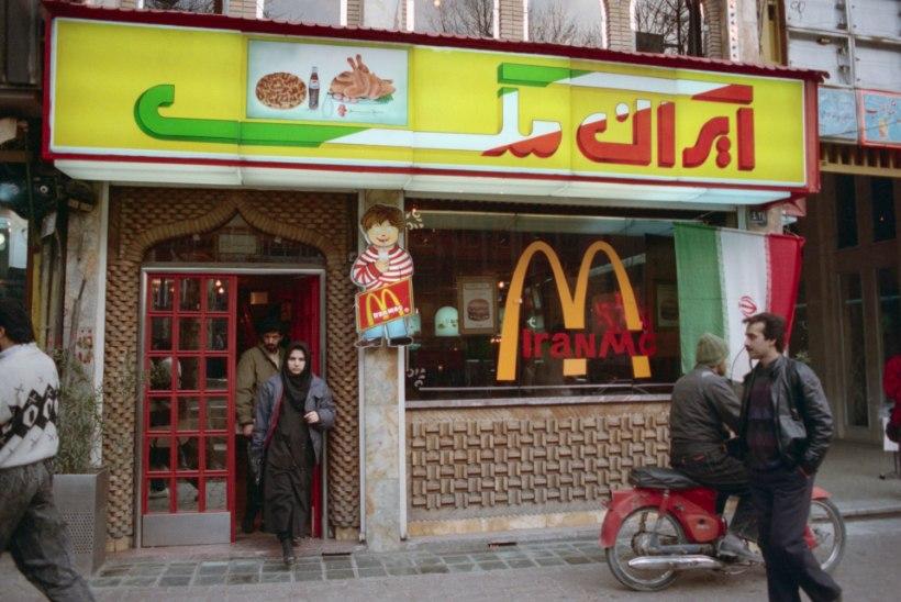 Ameerika kiirtoidurestoranidele on Iraanis leitud pentsikud alternatiivid