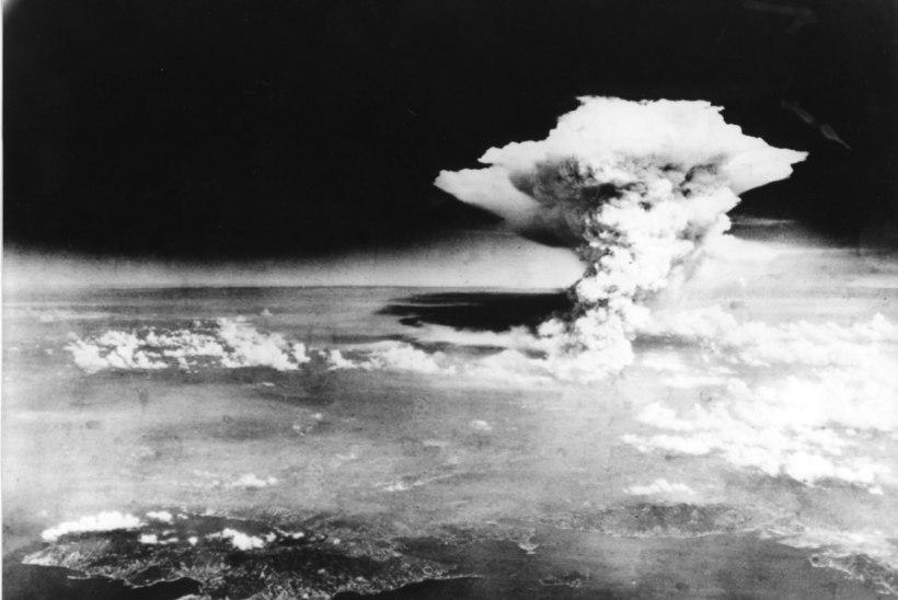 """""""MU JUMAL, MIDA ME TEGIME?"""" 75 aastat tagasi tappis Hiroshimale heidetud aatomipomm 80000 inimest"""