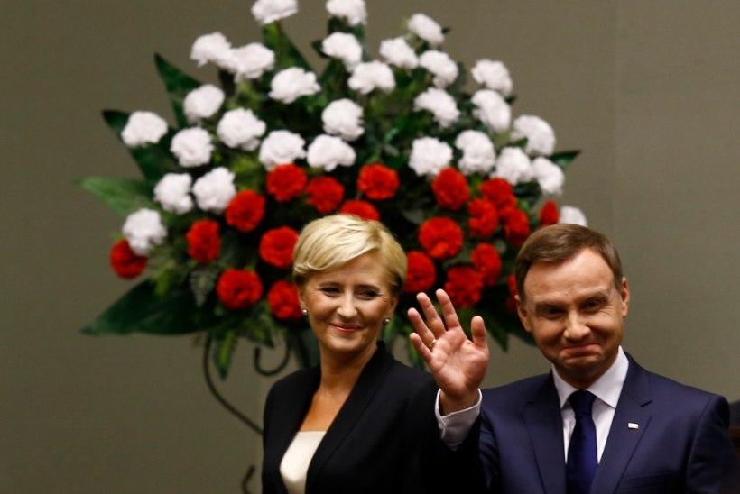 POOLA UUS RIIGIPEA: vajame kindlasti NATO suuremat kohalolekut