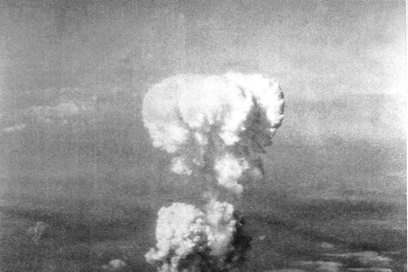 GALERII JA VIDEO   Hiroshimas mälestati aatomipommi ohvreid