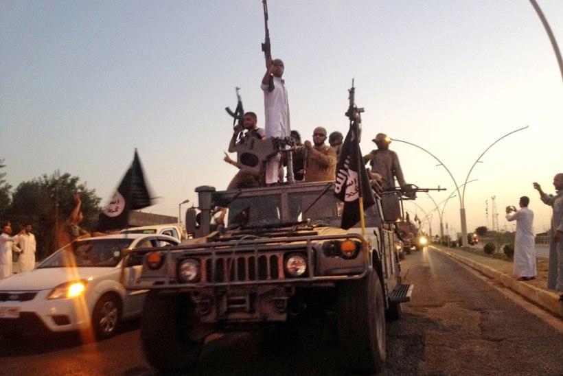 ISIS hukkas 19 naist, kes olid keeldunud seksuaalsest pühasõjast