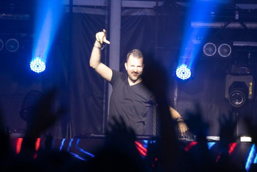 FOTOD | Brennan Heart hullutas Weekend Festivalil hardstyle'i fänne