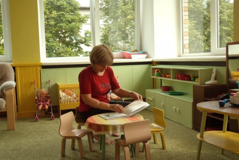 Lasteaiaõpetajad pelgavad seadusemuudatust: mitme inimese koormus langeb ühele õpetajale