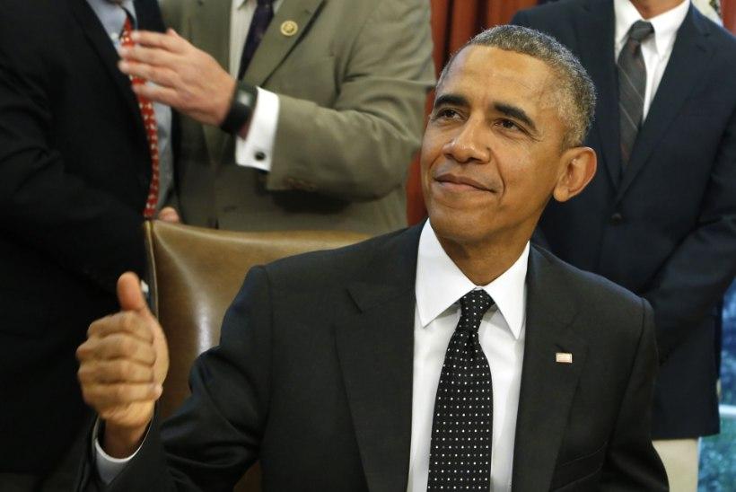 Putin jääb populaarsuselt Obamale alla