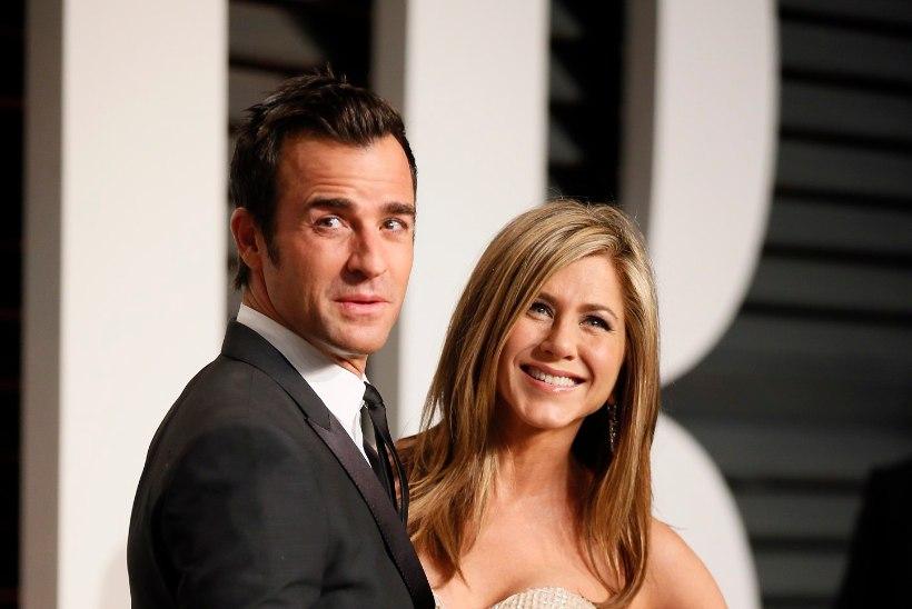 Jennifer Aniston pidas salaja pulmi