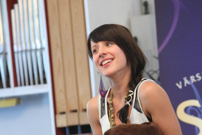 Sandra Sillamaal on viis diskokera