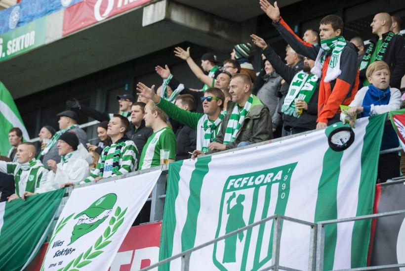INTERVJUU | Ultrafänn Kesa räägib ausalt ära: miks ikkagi on vaja staadionil pürotehnikaga möllata?