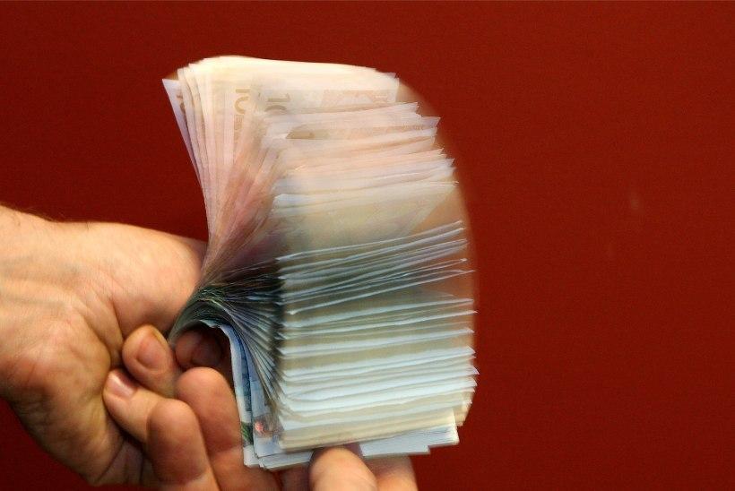 Mediaanpalk jätkab tõusuteed