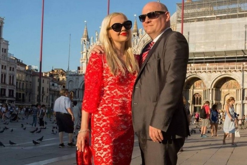 FOTOD | Anna-Maria Galojan veedab koos kallimaga Itaalias romantilist puhkust!