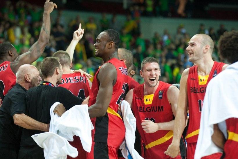 ÕHTULEHT RIIAS | Belgia pääses edasi, selgunud on Eesti vastane, kui jõuame play-off'i
