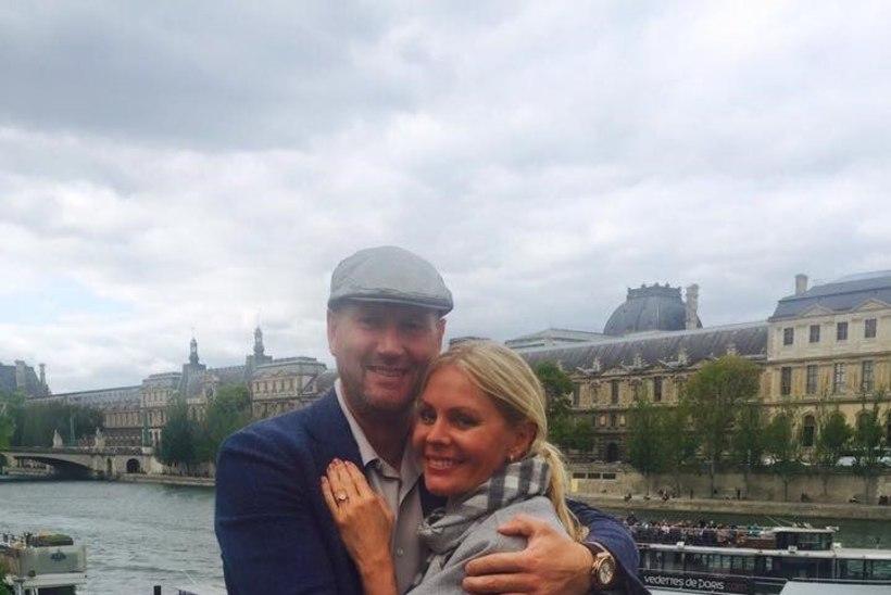 FOTO | Koogimeister Angeelika Kang kihlus Pariisis: see oli mulle suur üllatus