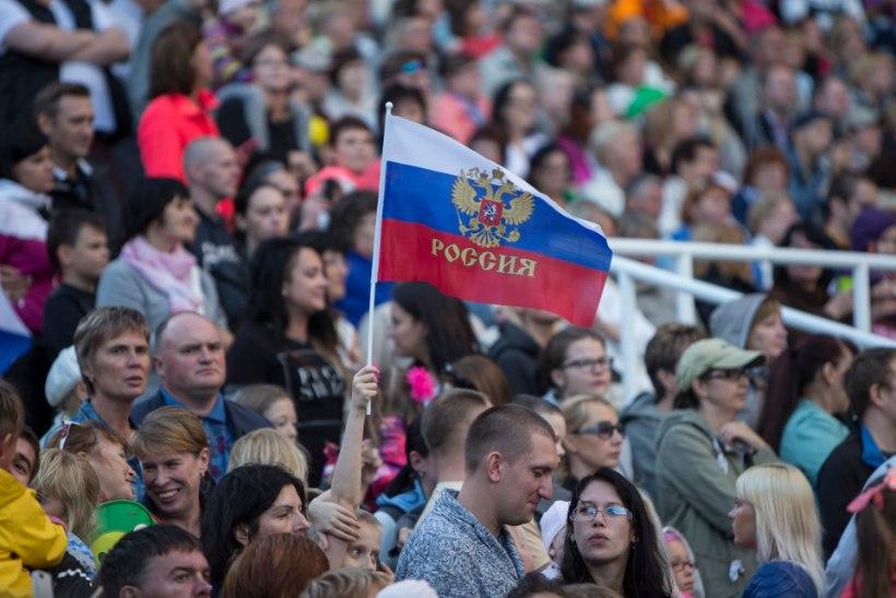 Lasnamäe uus linnaosavanem: Venemaa lipud Lasnamäe päeval oli provokatsioon