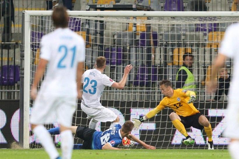 Karol Metsa eksimus maksis Eestile punkti, mitte play-off-koha