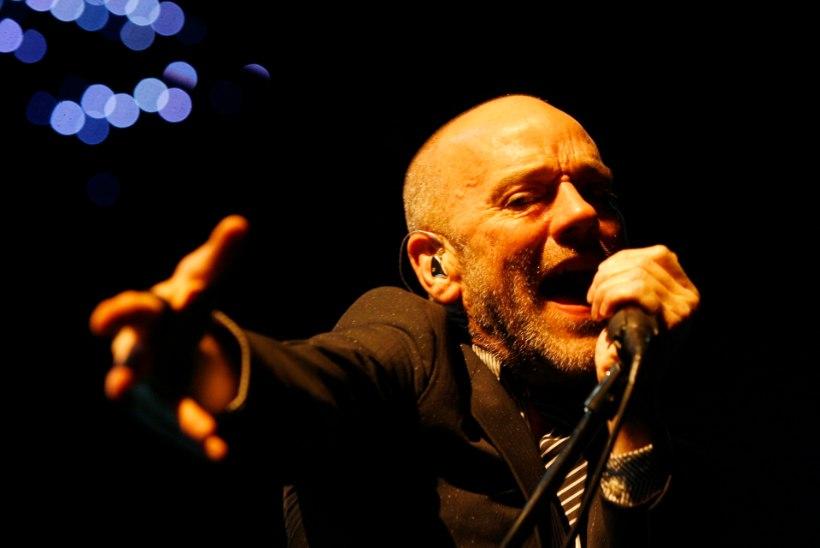 """R.E.M.-i laulja Donald Trumpile: """"Mine p***e, sa hale, tähelepanu otsiv võimuahne väike mees!"""""""