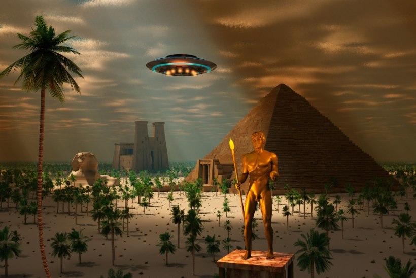 Kümme maailma  veidraimat veendumust. Püramiidid ehitasid jumalad? Maailmalõpp on taas teel?