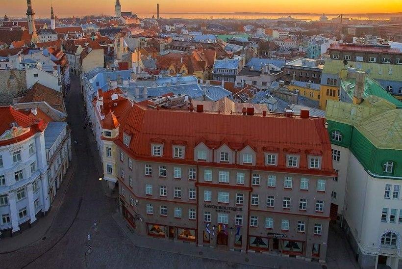 Savoy Boutique Hotell valiti kolmandat korda Eesti parimaks