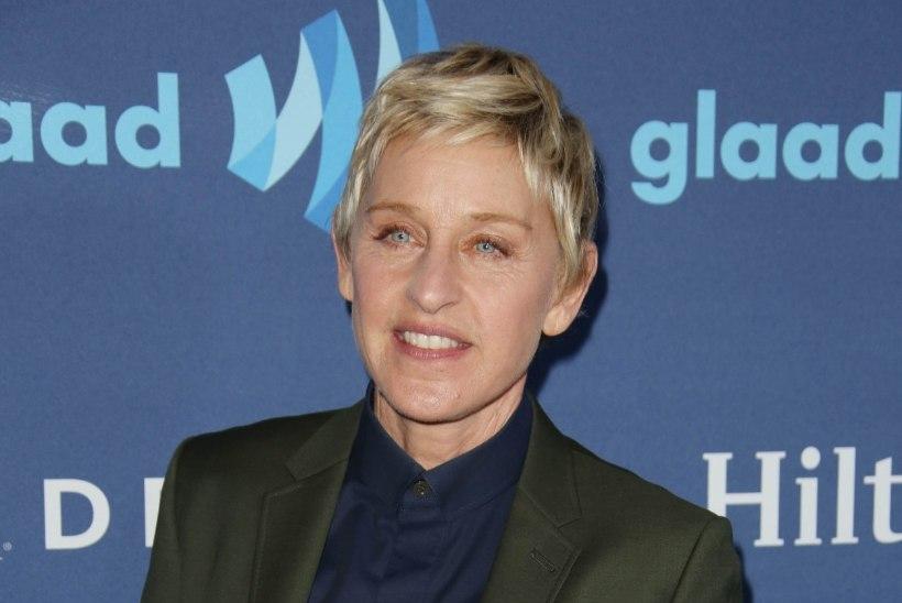 Ellen jälestas superstaarisaadet