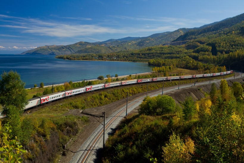 Kuus ööpäeva rööbastel ehk Kuidas ma Moskvast rongiga Vladivostokki sõitsin