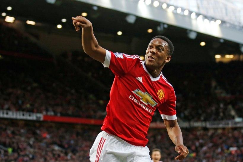 GALERII | Maailma kalleima teismelise väravaga lõppenud debüüt ehk võimas Manchester United vs Liverpool