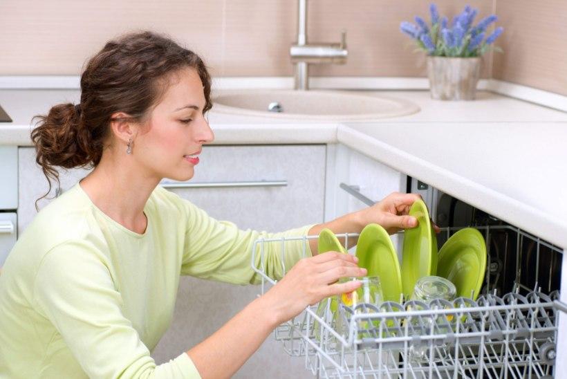 11 asja, mida ei tohiks nõudepesumasinas pesta