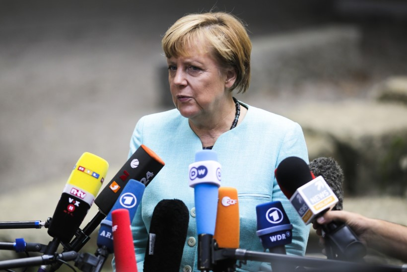 Angela Merkel: lääneriigid vajavad Süüria kriisi lahendamiseks koostööd Venemaaga