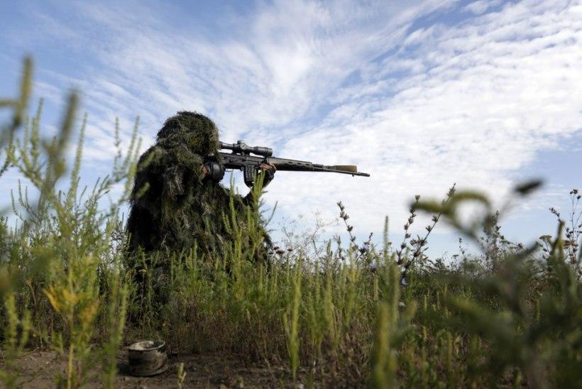 Ukraina vahistas Vene sõjaväelased