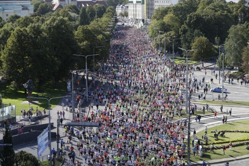 GALERII | Otsi ennast või oma sõpra, sugulast, tuttavat Tallinna sügisjooksu suurest galeriist
