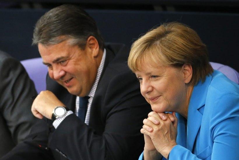 Saksamaa võib tänavu vastu võtta kuni miljon asüülitaotlejat