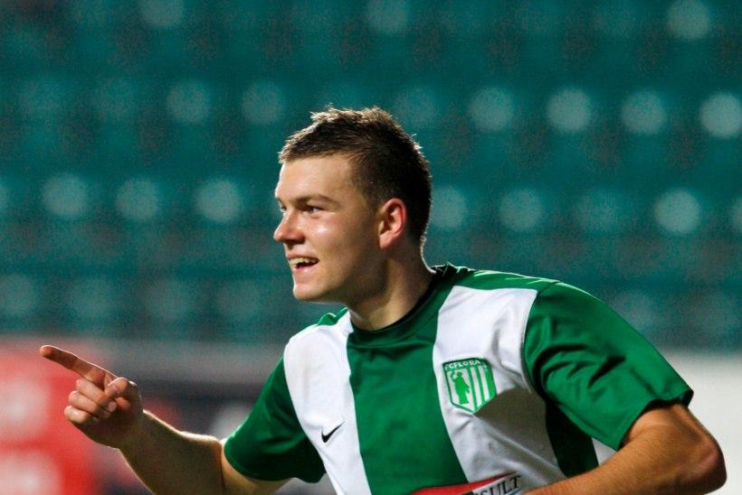 TOHOH: Hannes Anier liitub FC Floraga!
